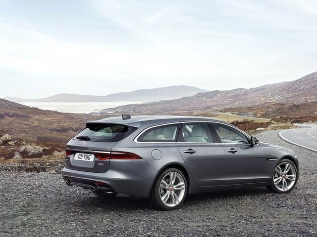 Jaguar XF Sportbrake : le déménageur grand-breton