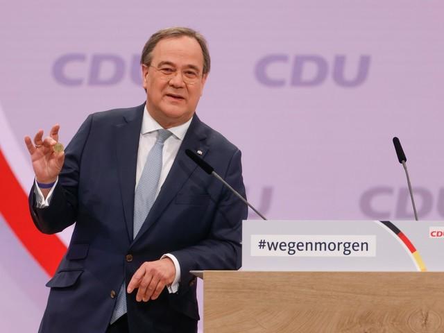 Allemagne : Armin Laschet désigné candidat à la succession de Merkel