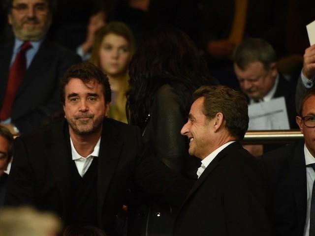 Acculé par l'un de ses actionnaires, Lagardère appelle Nicolas Sarkozy à la recousse