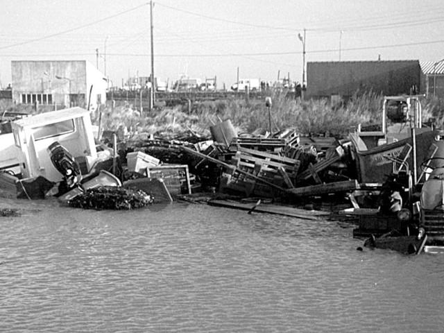 Tempête de 1999 : une nuit coincée sur l'île de Noirmoutier