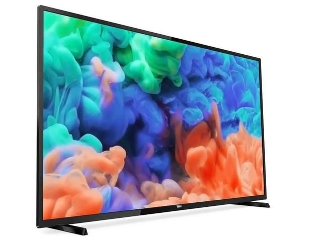 Soldes d'hiver : un téléviseur Philips 50 pouces à 350 euros