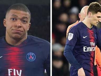 Le PSG s'impose face à Marseille, Meunier sort sur blessure
