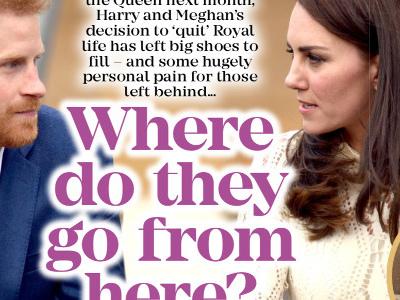 Prince Harry, Meghan Markle intrigués par la formation secrète de Kate Middleton