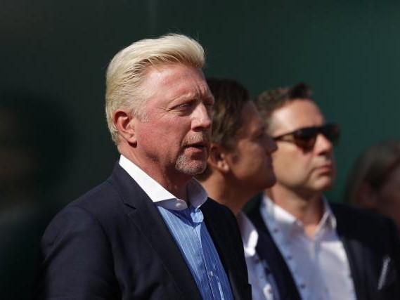 Tennis - ALL - La vente aux enchères de Boris Becker lui rapporte 765 000 €