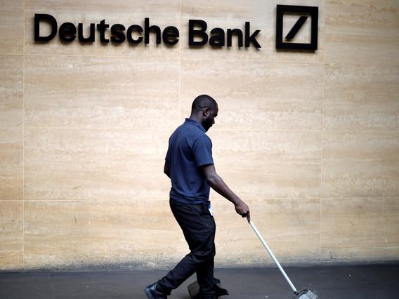 """18.000 emplois supprimés chez Deutsche Bank: """"Pas d'impact"""" en Belgique"""