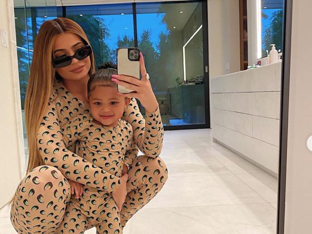 Kylie Jenner dévoile le nombre (énorme) d'enfants qu'elle veut avoir !