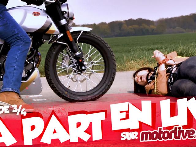 Motorlive part en live 3/4 : le bêtisier de la rédac' !