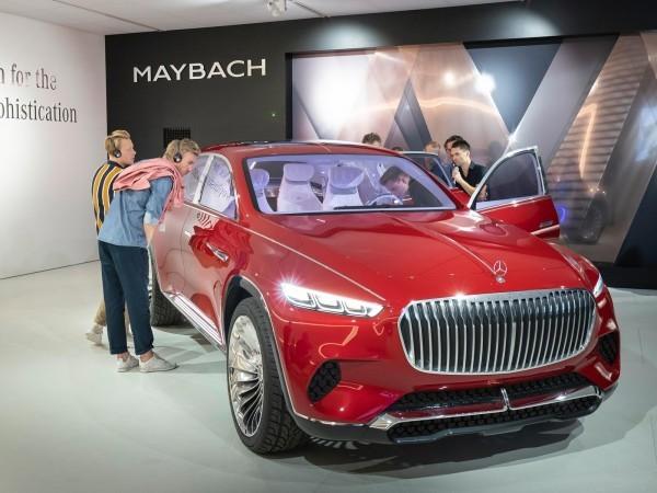 Le Mercedes-Maybach GLS arrive fin novembre !