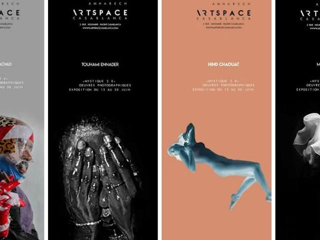 Mystique 2.0: L'art photographique célébré à l'ArtSpace de Casablanca