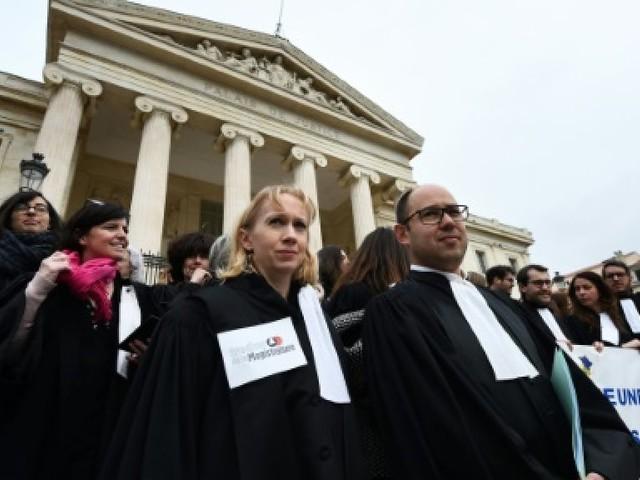 Juges, avocats, greffiers: mobilisation contre la réforme de la justice
