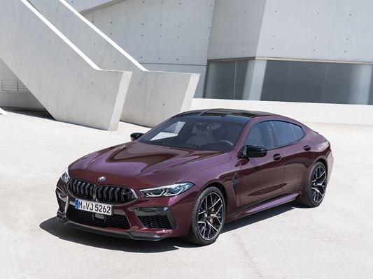 La BMW M8 Competition Gran Coupé embarque un V8 M TwinPower Turbo de 625 ch