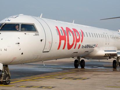 Hop! Air France proposera une nouvelle gamme tarifaire dès janvier 2019