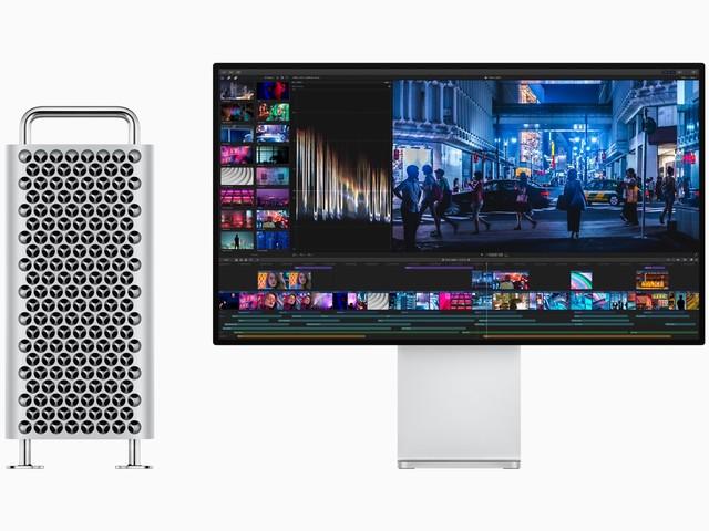 Le Mac Pro et l'écran Pro Display XDR seront disponibles le 10 décembre