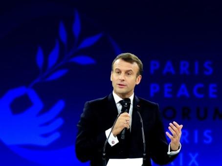 Forum de Paris sur la paix: Europe et Chine pour de nouvelles alliances