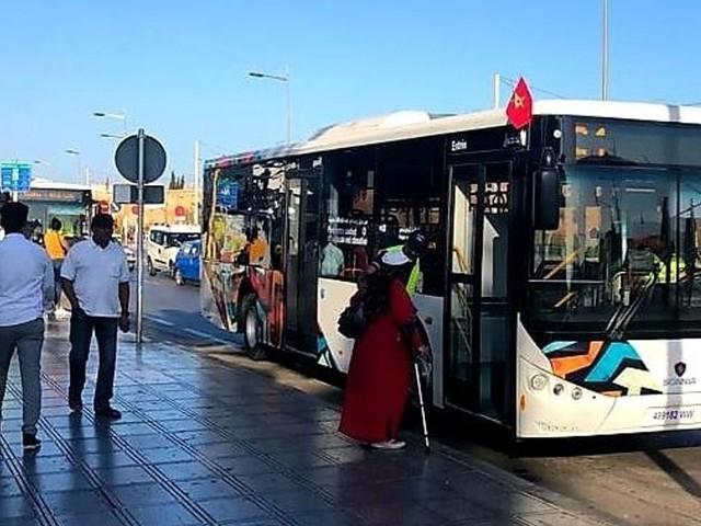 Trois individus devant la justice pour avoir appelé à endommager les nouveaux bus de Rabat