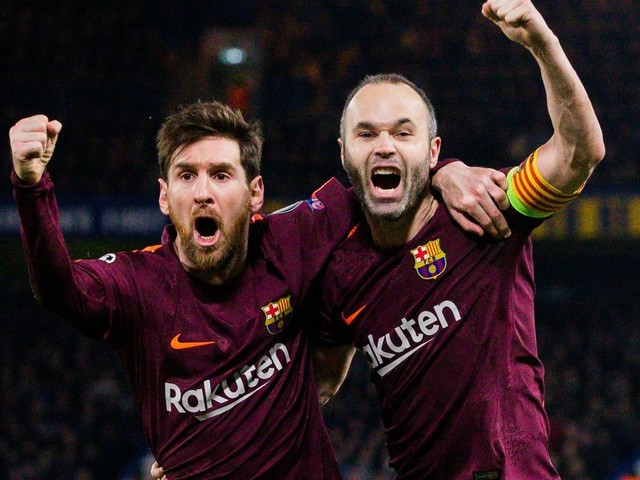 Mercato - PSG : L'énorme confidence d'Iniesta sur le feuilleton Messi !