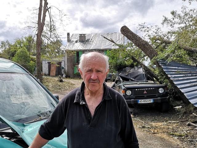 Tarn : après la tornade, la famille Villeneuve doit faire face