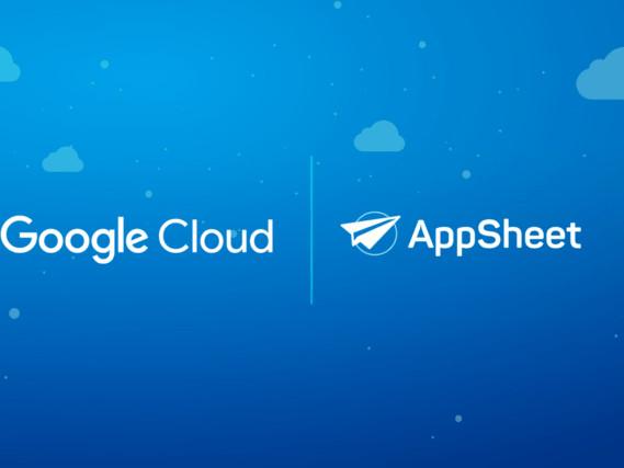 Google acquiert AppSheet, la principale plateforme de développement sans code