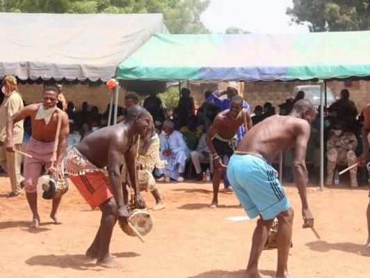 Sampiry de Finkolo: La danse mystique sénoufo