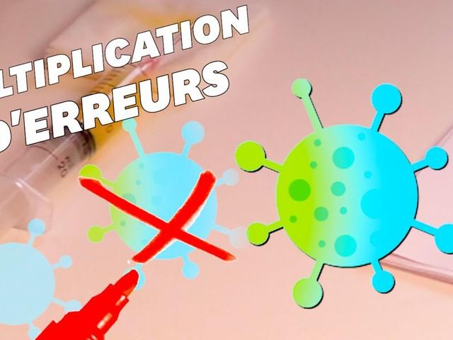 Les mutations des virus expliquées en 2 minutes