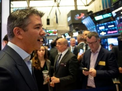 A Wall Street, l'accalmie géopolitique propulse les indices à des records