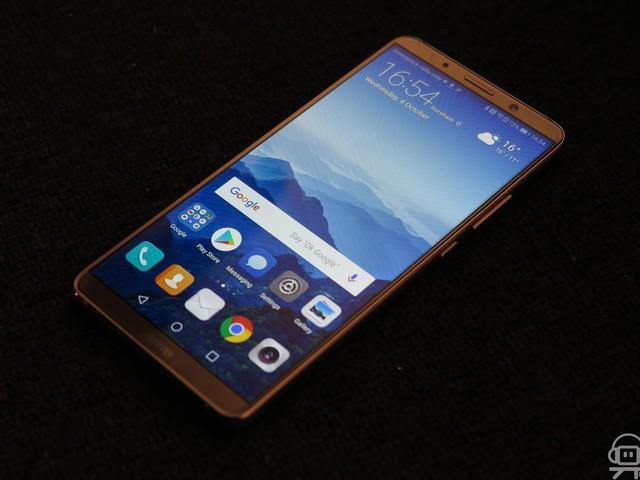 Prise en main du Huawei Mate 10 Pro : le premier smartphone intelligent ?