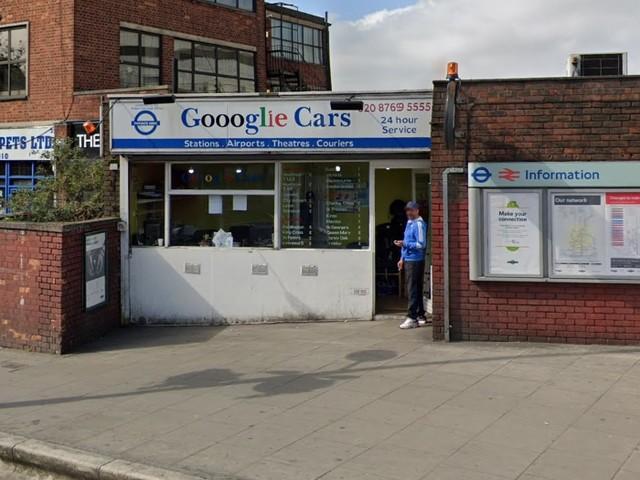 Google gagne son procès face au chauffeur de taxi de Goooglie Cars