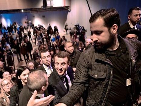 Benalla, l'embarrassant M. sécurité de Macron