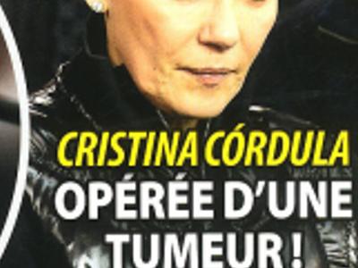 Cristina Cordula, opération en secret, tumeur, la vérité éclate (photo)