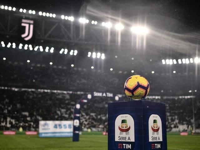 Football : pas de reprise de la Serie A italienne avant le 15 juin