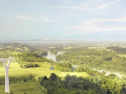 Téléphérique de l'Ouest lyonnais. Ce nouveau sondage Ifop commandé par la Ville de Sainte-Foy, qui attaque de nouveau le projet