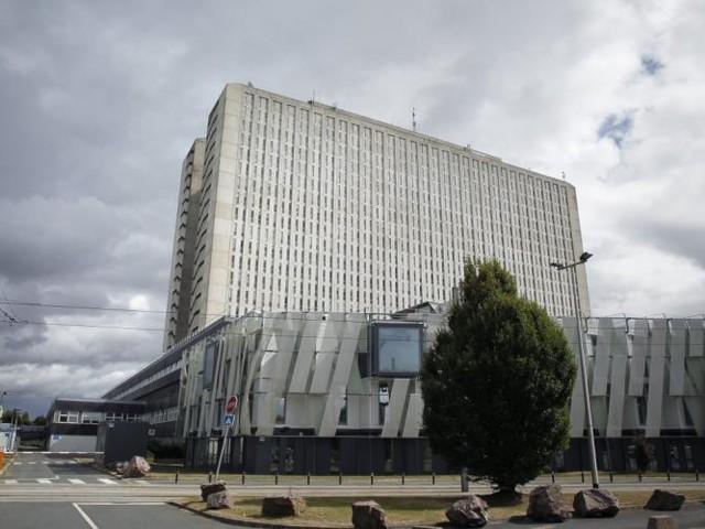 Incendie au CHU de Caen: onze blessés légers