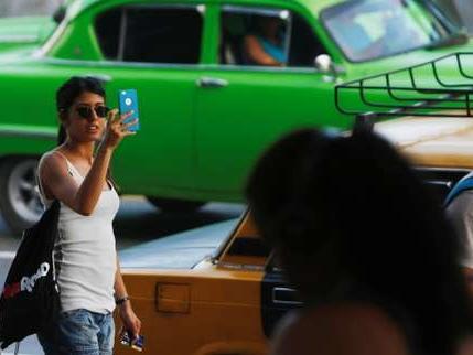 Cuba découvre enfin l'Internet mobile