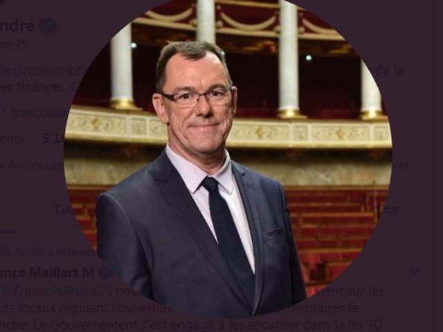 François André, député LREM, est mort