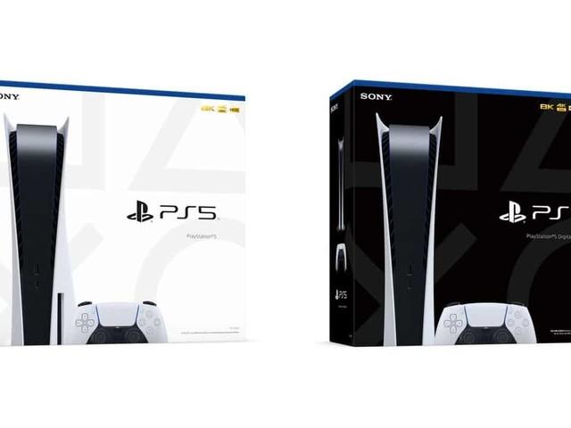 PS5 : lancement en novembre prochain à 499 euros avec cinq exclusivités au line-up