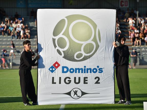 4e journée de Ligue 2 en direct commenté