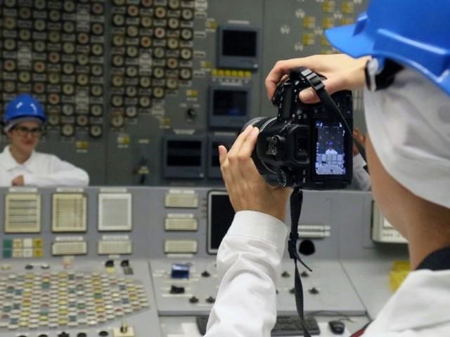 """""""Tourisme noir"""": la série 'Tchernobyl' attire le public dans une ancienne centrale de Lituanie"""