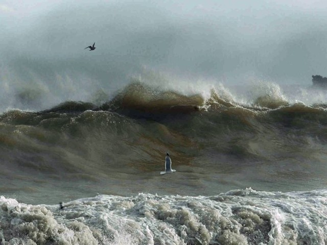 Aude/P.-O. : en attendant la tempête, la Catalogne en alerte orange, les Baléares virent au rouge