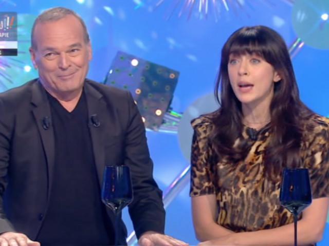 Laurent Baffie et la jupe de Nolwenn Leroy : Le geste surprenant de l'humoriste