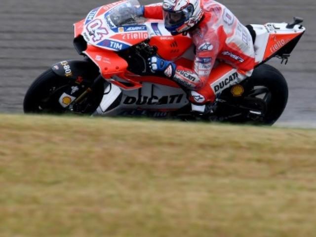 Moto: léger avantage pour Dovizioso face à Marquez aux essais du GP du Japon