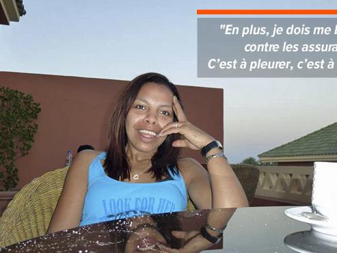 """Renversée par une voiture à Bruxelles, Vanessa affirme souffrir de stress post-traumatique: """"Du jour au lendemain, votre vie bascule"""""""
