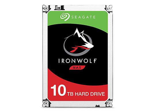 Bon Plan : le disque dur Seagate IronWolf de 10 To à 253 euros