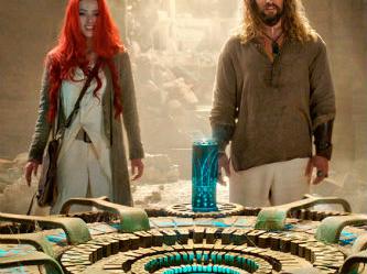 Aquaman : Arthur Curry et les aventuriers du trident perdu…