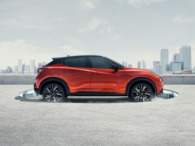 Votre Nouveau Nissan JUKE disponible à partir de 269€/mois