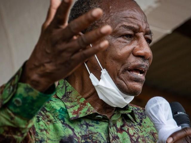 Guinée: Alpha Condé répond à ses détracteurs