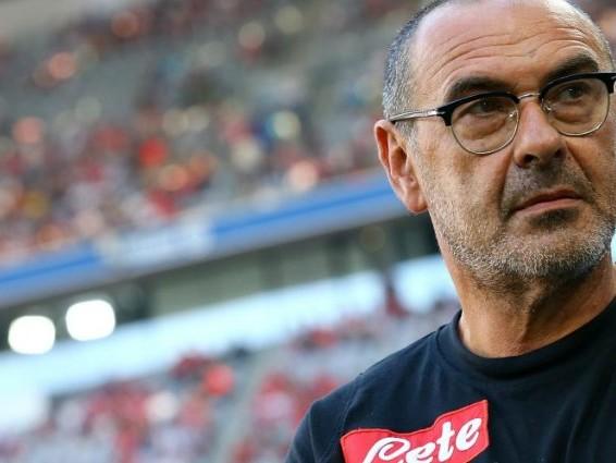 Maurizio Sarri a appris son licenciement... devant la télé !