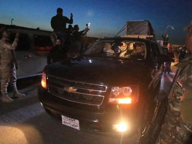 Irak: 27 paramilitaires pro-Bagdad tués dans un guet-apens du groupe EI