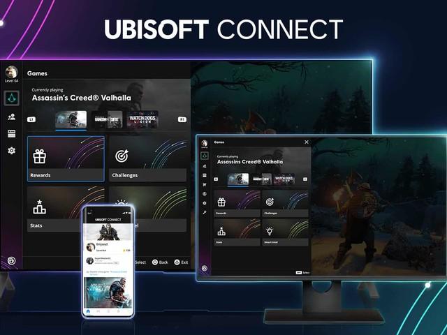 Ubisoft Connect, la fusion d'Uplay et de l'Ubisoft Club