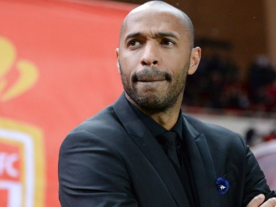 Thierry Henry (Monaco) attend un attaquant