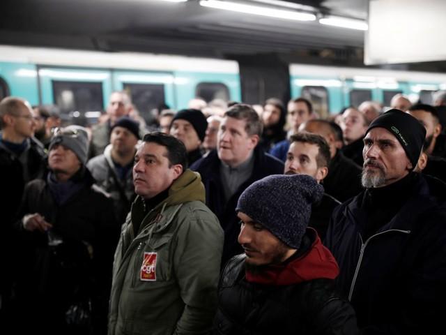 Grève 24 décembre 2019 à la RATP: 6 lignes de métro toujours fermées